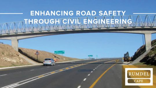 how civil engineering enhances road safety