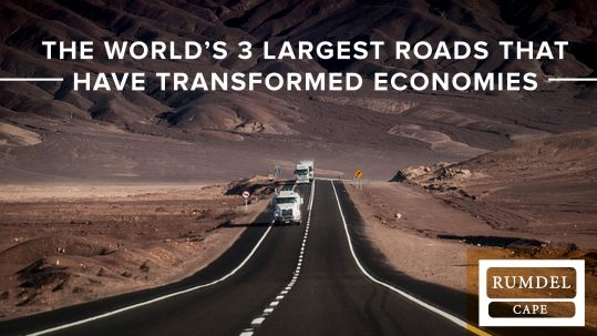 how do roads transform economies?