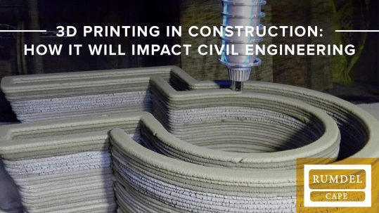 3d printing in construction