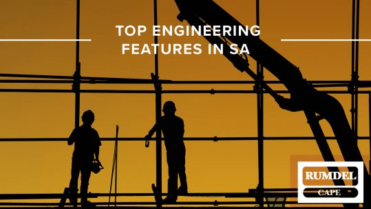 top engineering features in SA